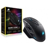 Mouse Gamer Corsair Gaming Dark Core Rgb Preto Wireless 16.000 Dpi Óptico Hibrido - CH-9315111-NA