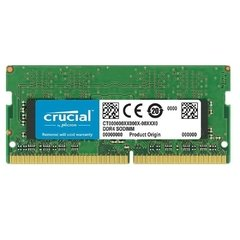 Memória Crucial Value So-Dimm Ddriv 16gb 2666mhz - CT16G4SFD8266 - comprar online