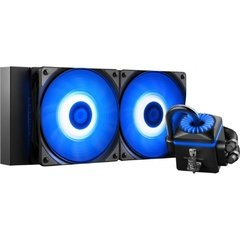 Water Cooler Deepcool Gamerstorm Captain 240ex Rgb V2 240mm - DP-GS-H12L-CT240RV2