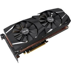 Placa De Vídeo Asus Nvidia Geforce Dual Advanced Edition Rtx 2080 Ti 11gb Gddr6 352 Bits - DUAL-RTX2080TI-A11G na internet