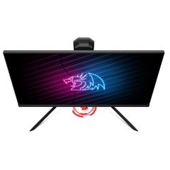 Monitor Gamer Redragon Black Magic Led/Tn Gm7ft27 Iluminação Rgb 144hz Amd Free-Sync Regulagem De Altura 1ms Hdmi/Dp 1080p 27'' - GM7FT27 - comprar online