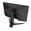 Monitor Gamer Redragon Black Magic Led/Tn Gm7ft27 Iluminação Rgb 144hz Amd Free-Sync Regulagem De Altura 1ms Hdmi/Dp 1080p 27'' - GM7FT27 - loja online