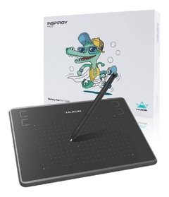 Mesa Digitalizadora Huion H430P Inspiroy Pen Tablet Small Black - H430P