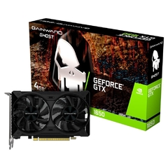 Placa De Vídeo Gainward Nvidia Geforce Ghost G6 Gtx1650 4gb Gddr5 128 Bits - NE6165001BG1-1175D
