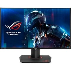 Monitor Gamer Asus Led Ips Rog Swift Pg27aq Áudio Integrado 60hz Nvidia G-Sync 4ms Hdmi/Dp Ultra Hd 4k 27'' - PG27AQ - comprar online