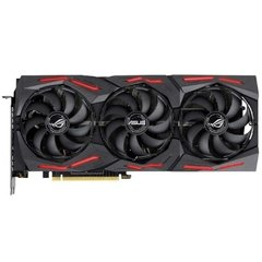 Placa De Vídeo Asus Nvidia Geforce Rog Strix Rtx 2080 Super 8gb Gddr6 256 Bits - ROG-STRIX-RTX2080S-8G-GAMING - comprar online