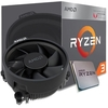 Processador Amd Ryzen 3 2200g, Raven Ridge, 2ª Geração, 4 Core 4 Threads, Cache 6mb, 3.5ghz (3.7ghz Max. Turbo) Am4, Radeon Vega 8 Graphics - YD2200C5FBBOX