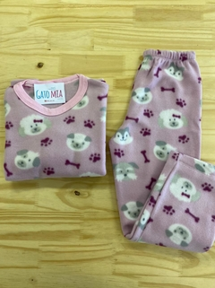Pijama Soft- Cachorrinhos