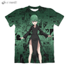Camisa Tatsumaki - One Punch Man