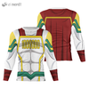 Camisa Manga Longa Uniforme Lemillion (Cloak)
