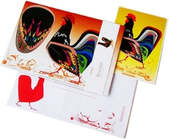 Pop Out Card Rooster - comprar online