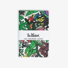 THE RAINFOREST MAGIC NOTEBOOK