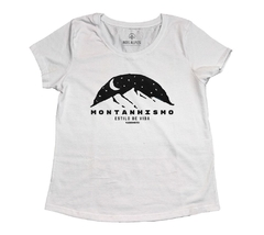 Mountaineering Womens Tee | Nos Alpes