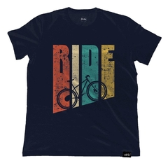 CAMISETA RIDE MARINHO OUTLET