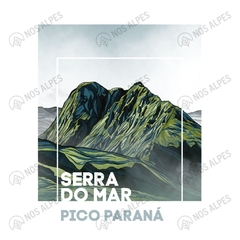 Paraná Peak Womens Tee | Nos Alpes