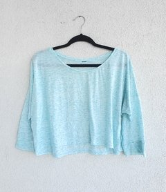 Blusa Ice Cream (G) - Blue Moon Brechó