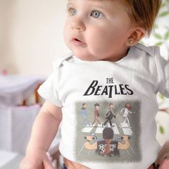 Body Bebê The Beatles Motorcycle modelo