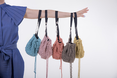 MINI BAG MORA / COLOR ELEFANTE - tienda online