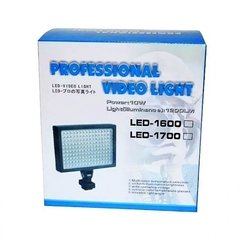 Imagem do Iluminador de Led Video Light Led-1700