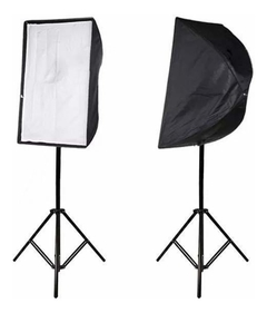 Softbox Kit 60x90 Com Suporte Flash na internet