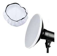 Beauty Dish 420mm Branco Bowens - comprar online