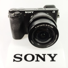 Câmera Sony Mirrorless Alpha A6500, 4K, Wi-Fi, 24.2MP (seminova) na internet
