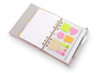Réguas Sticky Notes 135