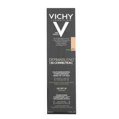 Vichy Dermablend 3D Correction - 45 Gold - 30 ml - comprar online