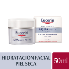Eucerin AQUAporin Active Piel Seca - 50 ml