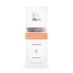 BY SHE Clenaser Milk Emulsion Desmaquillante Piel Mixta - 100 g - comprar online