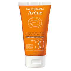 Avene Solar Crema Color SPF 30 - 50 ml