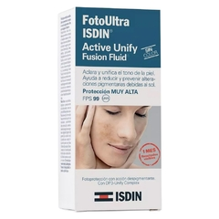 ISDIN Foto Ultra Active Unify FPS99 Sin Color - 50 ml - comprar online