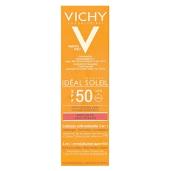 Vichy Ideal Soleil FPS50 Antiedad 3 en 1 - 50 ml - comprar online