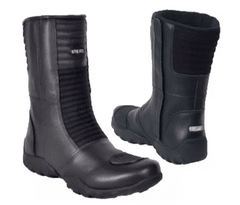 Bota Super Leve Steitz Couro Impermeavel Coturno Off Road na internet