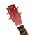 Ukelele Fender Soprano Seaside Natural 16 trastes en internet