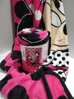 Mantita Micropolar Estampada Minnie