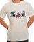 Camiseta Animals in Space CREME - Unissex