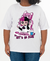 Camiseta Gamer Girl BRANCO - Unissex