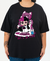 Camiseta Gamer Girl PRETO - Unissex
