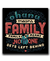 Placa Decorativa 20x20 - Ohana Mean Family