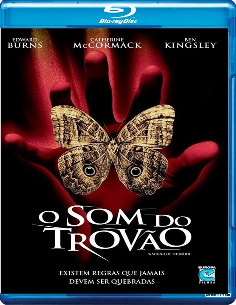 O Som do Trovão (2005) Blu-ray Dublado e Legendado