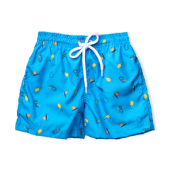 SHORT TACTEL TROPICAL