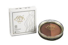 Duo Blush Organge Spice Glory by Nature - 10g - comprar online