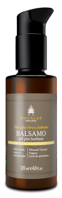 Gel Balsamo AhoAloe - 120ml