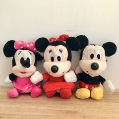 LLAVERO MICKEY/ MINNIE