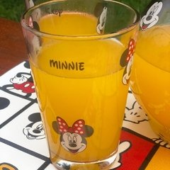 JARRA + VASOS Mickey & Minnie en internet
