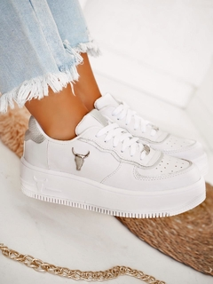 ZAPATILLAS BULL WHITE