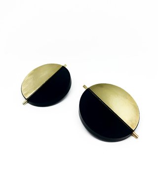 Aros HALF MOON Black