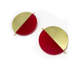 Aros HALF MOON Red
