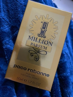 PERFUME MASCULINO ONE MILLION PARFUM EDP 50 ML